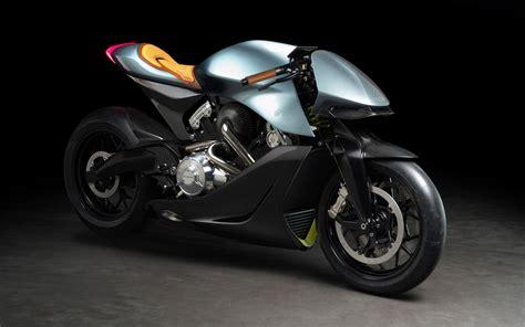 Aston Martin presenta… ¡Su nueva moto!