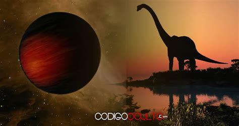 Astrofísico sugiere que Planeta X causó la extinción de ...
