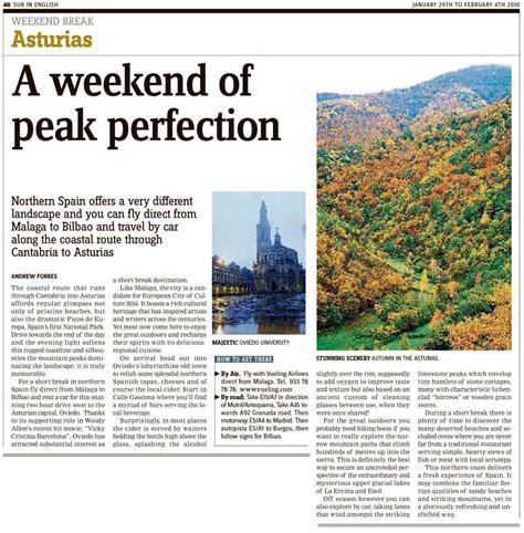 Asturias – Luxury Travel in Spain   Andrew Forbes