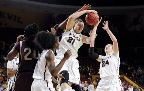 ASU Basketball: Arizona State vs. Illinois State Women s ...