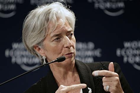 Asume Christine Lagarde presidencia del Banco Central ...