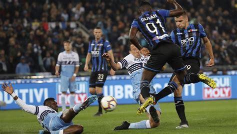 Atalanta   Lazio: la final de la Copa Italia de fútbol ...