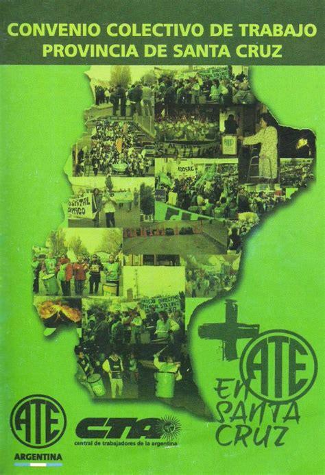 ATE – A 5 años de la homologacion del Convenio Colectivo ...