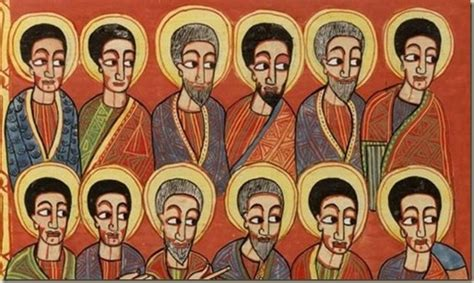 Ateismo para Cristianos.: La Farsa de los 12 Apóstoles ...