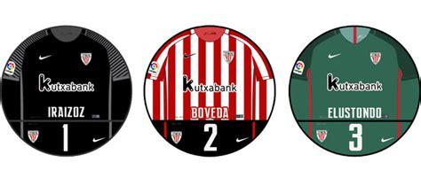 Athletic Club 2016 2017 | Fútbol Chapas Retro