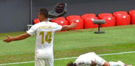 Athletic Club Bilbao   Real Madrid: resultado, goles y ...