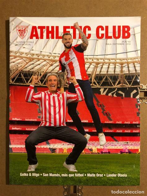 athletic club n° 63  2019 . revista oficial; go   Comprar ...