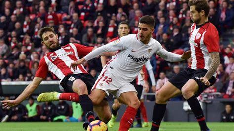 Athletic Club   Sevilla: la Liga Santander de fútbol, en ...
