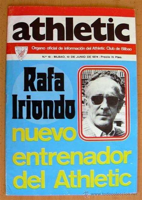 athletic, nº 18   revista oficial del athletic   Comprar ...