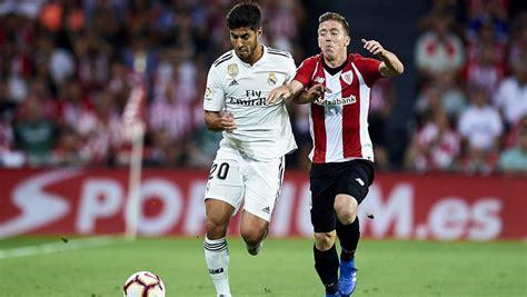Athletic   Real Madrid: la Liga de fútbol, hoy en directo ...