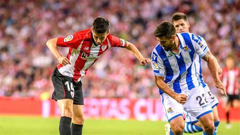Athletic   Real Sociedad: LaLiga Santander de fútbol, hoy ...
