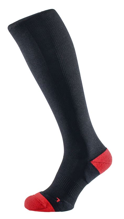 Athletic Socks Compression Running Black | ALBERT KREUZ