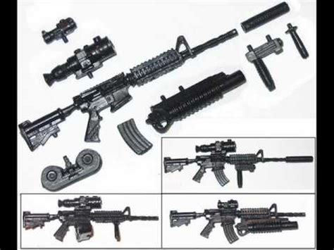 Atirador de Elite SWAT na escala 1/18 com armas e ...