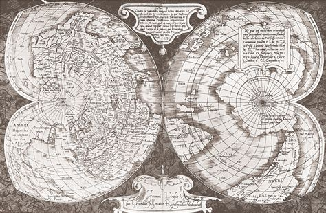 Atlant of World Cartography: 500th Anniversary of Gerardus ...