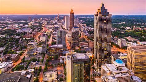 Atlanta, la joya del sur de los Estados Unidos