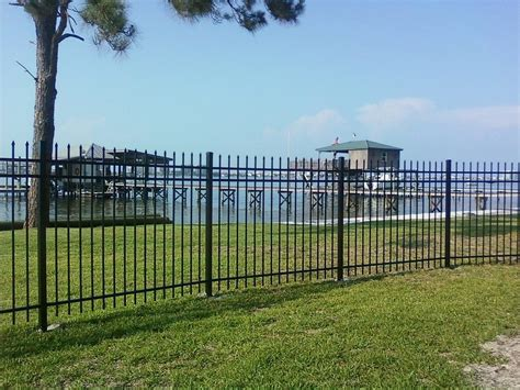 Atlanta Metal Fences   Residential and Commercial