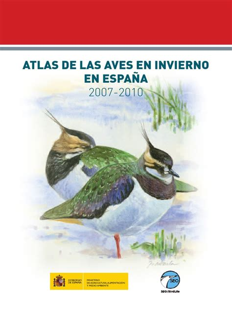 Atlas de Las Aves de Invierno   Aves   España