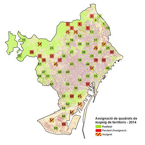 Atles dels ocells nidificants de Barcelona. Participa