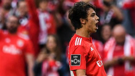 Atleti scout Joao Félix in Benfica title winning game   AS.com
