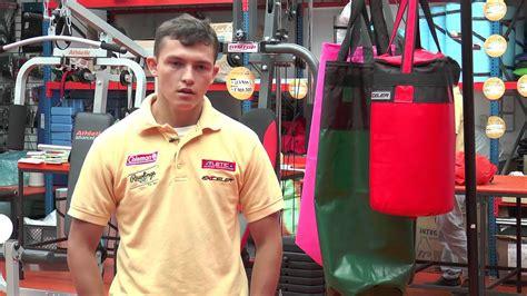 ATLETICA. Casa Deportiva. TV SALUD Junio de 2015   YouTube