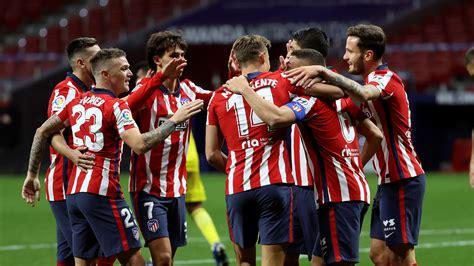 Atlético de Madrid: Atlético, un rondo de más de cuatro ...