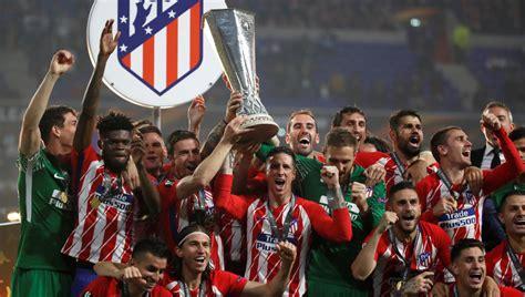 Atlético de Madrid campeón de la Supercopa de Europa – XHKG TV