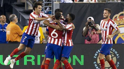 Atlético de Madrid: Joao Félix:  Sabe bien entrar con buen ...