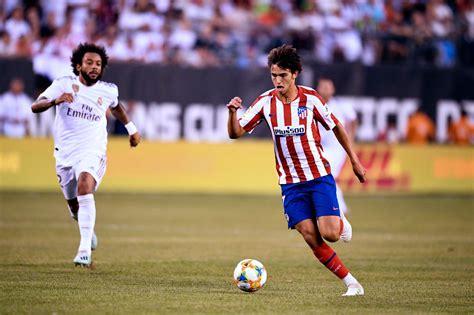 Atlético de Madrid: Joao Félix se presenta a lo grande ...