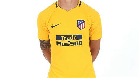 Atlético de Madrid: La nueva camiseta del Atlético ya está ...