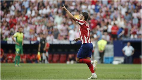Atlético de Madrid: Primer gol oficial de Joao Félix ...