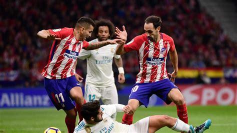 Atlético de Madrid   Real Madrid, partido de hoy