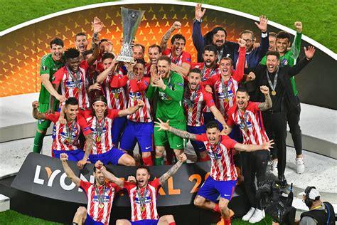 Atlético de Madrid se coronó campeón de la Europa League