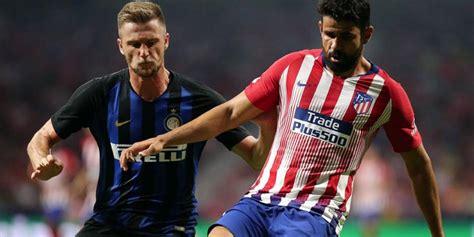 Atlético de Madrid vs Inter de Milán: ver goles, resumen y ...