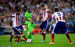 Atletico Madrid 1 0 Juventus: Arda Turan mugs Old Lady ...