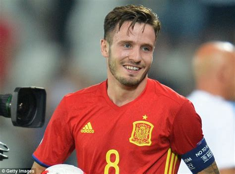 Atletico Madrid ace Saul Niguez signs NINE YEAR deal ...