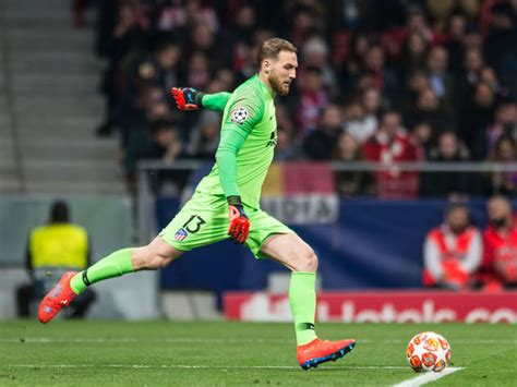 Atletico Madrid  Agree Deal  With Goalkeeper Jan Oblak ...