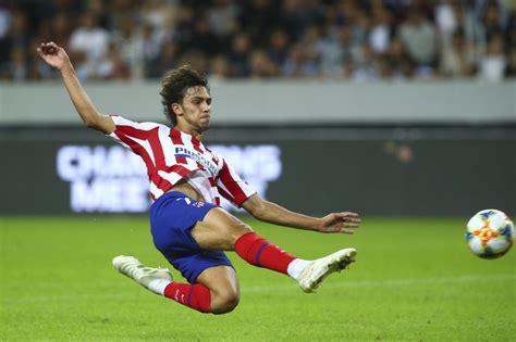 Atletico Madrid: Joao Felix: 100 days of light and ...