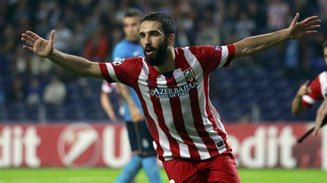 Atletico Madrid midfielder Arda Turan will leave at the ...