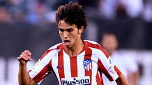 Atletico Madrid News: Joao Felix limps off during La Liga ...