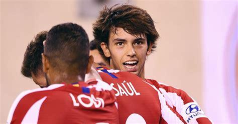 Atletico Madrid s Joao Felix Says Defeating Rivals Real ...