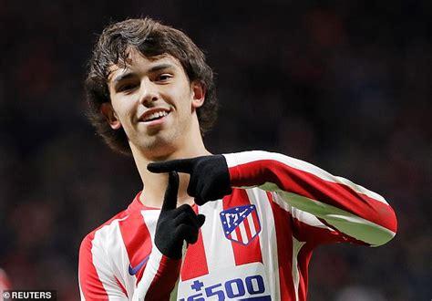 Atletico Madrid star Joao Felix admits he plans to return ...