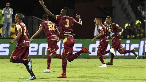 Atlético Nacional 1  2 2  2 Tolima: Tolima campeón en ...