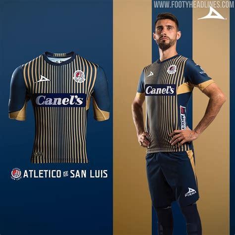 Atlético San Luis 19 20 Home & Away Kits Released   Footy ...