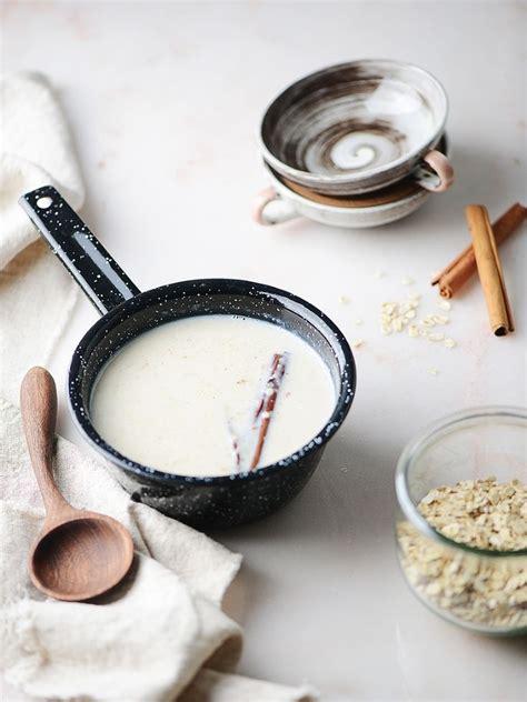 Atole De Avena  Mexican Oatmeal Drink  | Atole recipe ...