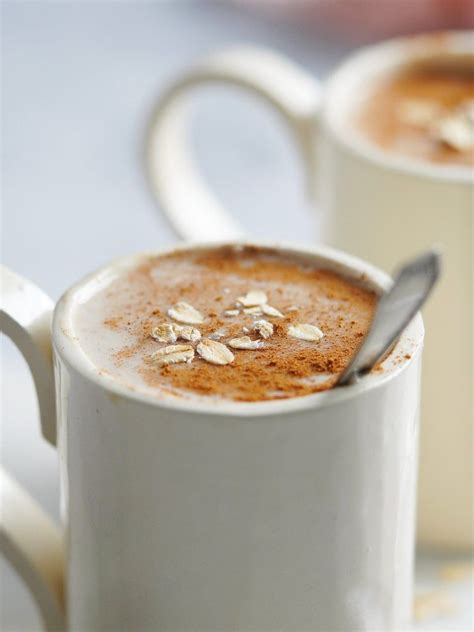 Atole is a classic hot Mexican drink also knowns as ...