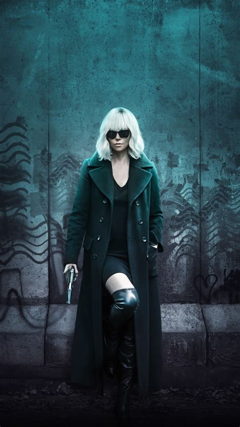 Atomic Blonde Charlize Theron 5K Wallpapers | HD ...