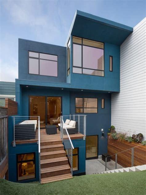 Atrévete y cambia el color de la fachada de tu casa ...