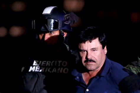 Au Mexique,  l arrestation de Joaquin El Chapo Guzman n a ...
