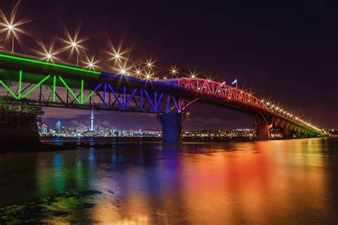 Auckland's Harbour Bridge Is About To Get Lit | Auckland ...
