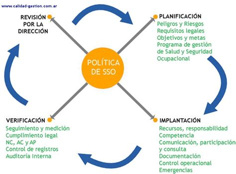 AUDITORIA DE SALUD Y SEGURIDAD OCUPACIONAL   Calidad y Gestion